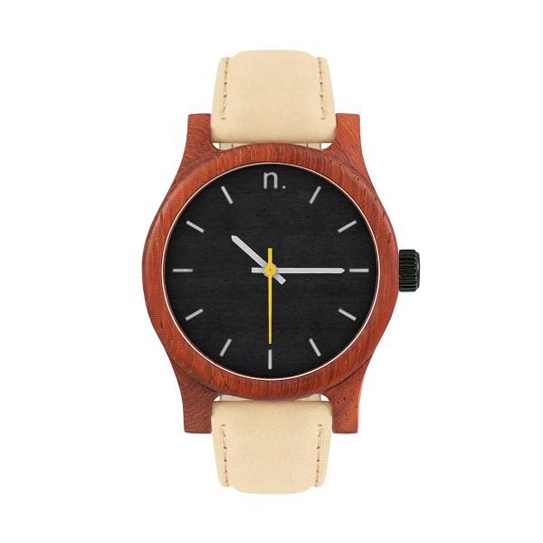 Drewniany zegarek damski classic 38 n027