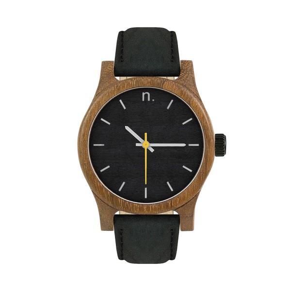 Drewniany zegarek damski classic 38 n028
