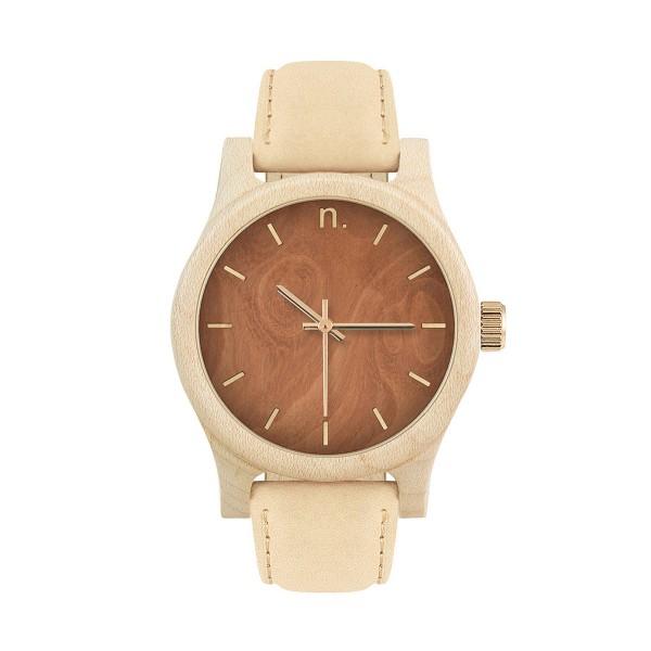 Drewniany zegarek damski classic 38 n037