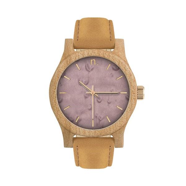 Drewniany zegarek damski classic 38 n033