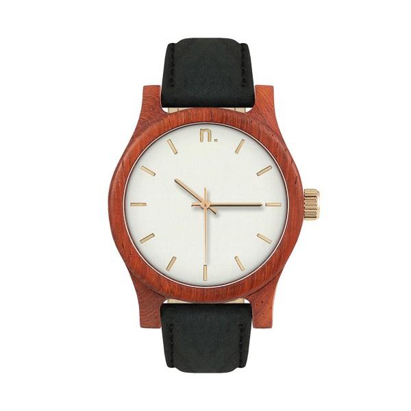 Drewniany zegarek damski classic 38 n026