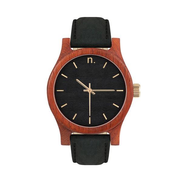 Drewniany zegarek damski classic 38 n025