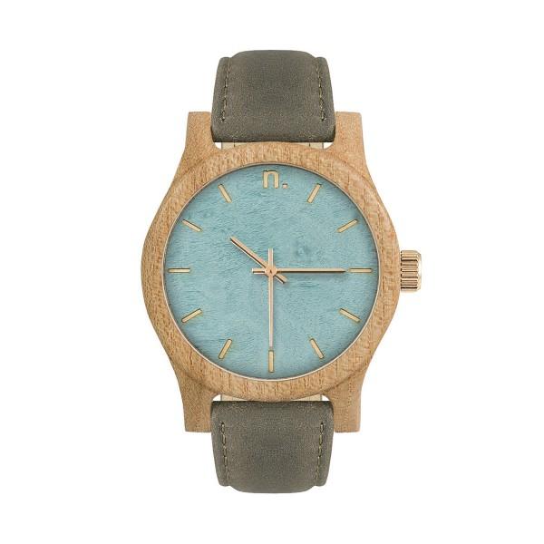 Drewniany zegarek damski classic 38 n038