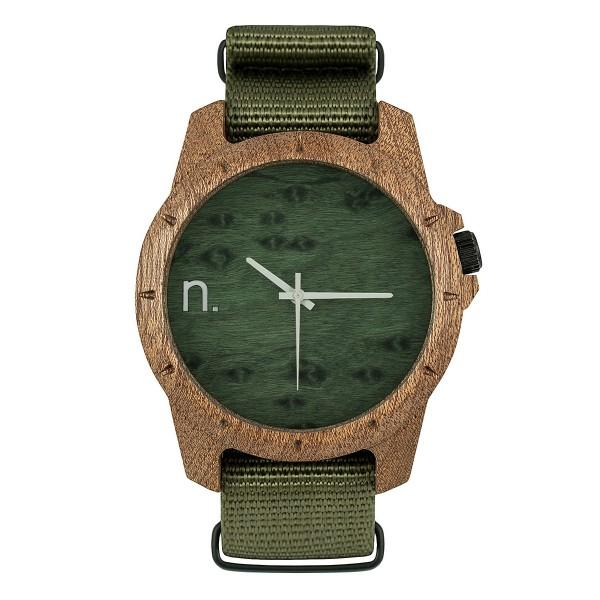 Drewniany zegarek SPORT 45 n076