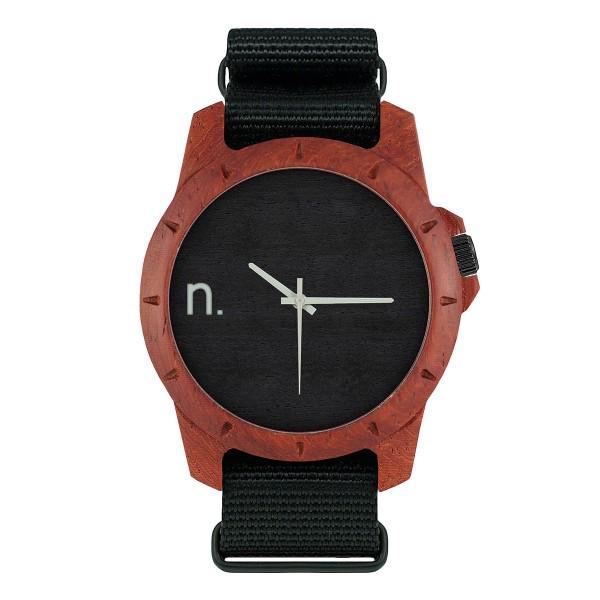 Drewniany zegarek SPORT 45 n073