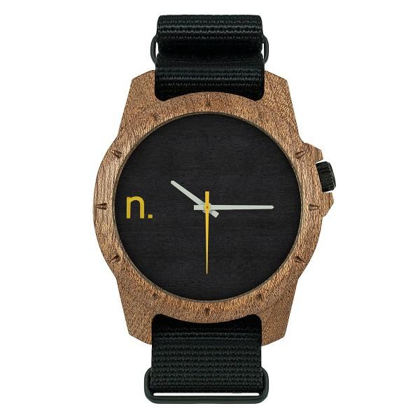 Drewniany zegarek SPORT 45 n075